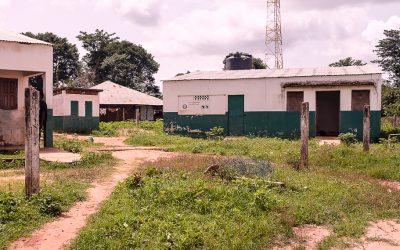 Jolmete, na Guiné-Bissau, recebe novo centro de saúde
