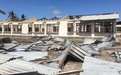 VIDA, FEC e FGS preparam resposta pós-emergência para Moçambique