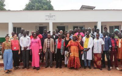 Centro de Saúde de Jolmete inaugurado após reabilitação