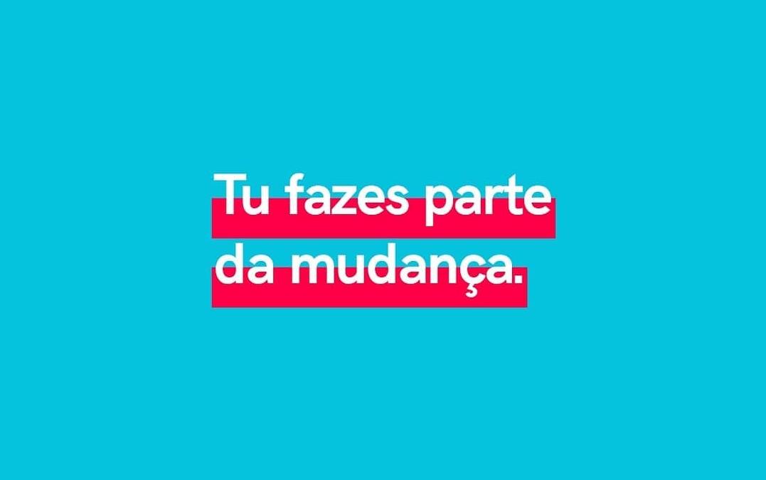 (Português) A Mudança És Tu!